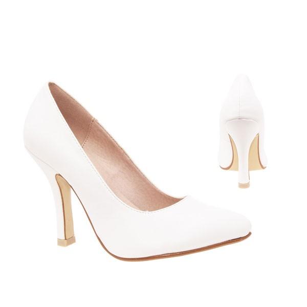 AM5091 Andres Machado Weisse Pumps Brautschuhe brdialshoes weddingshoes hochzeitsschuhe