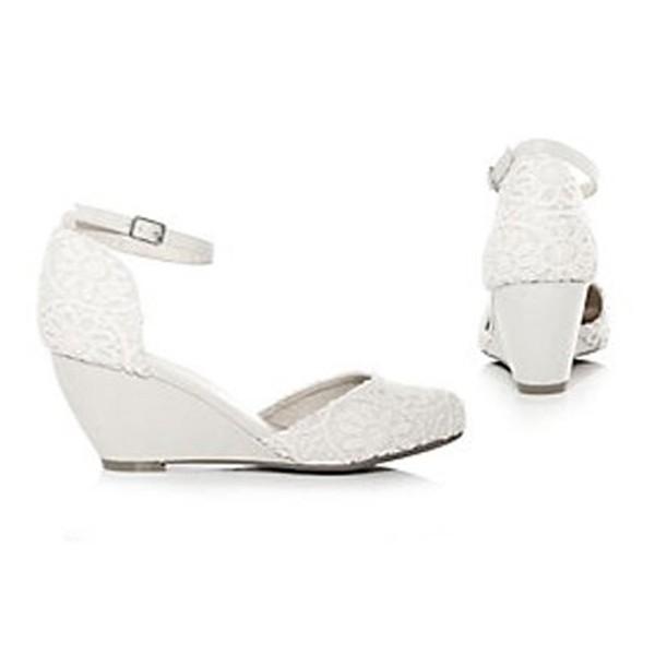 Creme Ivory Pumps Sandalen Brautschuhe Hochzeitsschuhe bridalshoes weddingshoes
