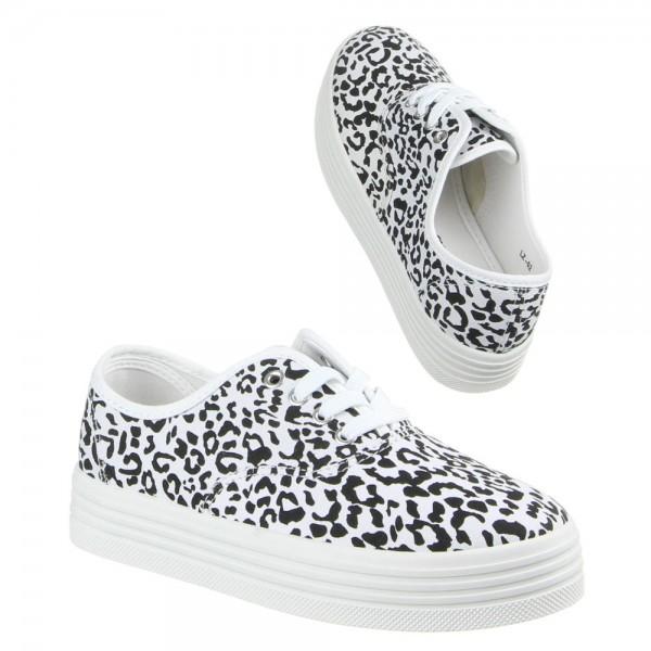 Animal Plateau Sneaker